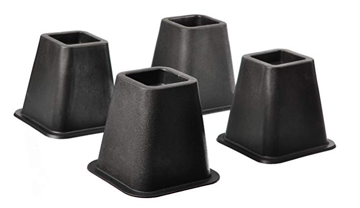Best 5 Inch Bed Risers