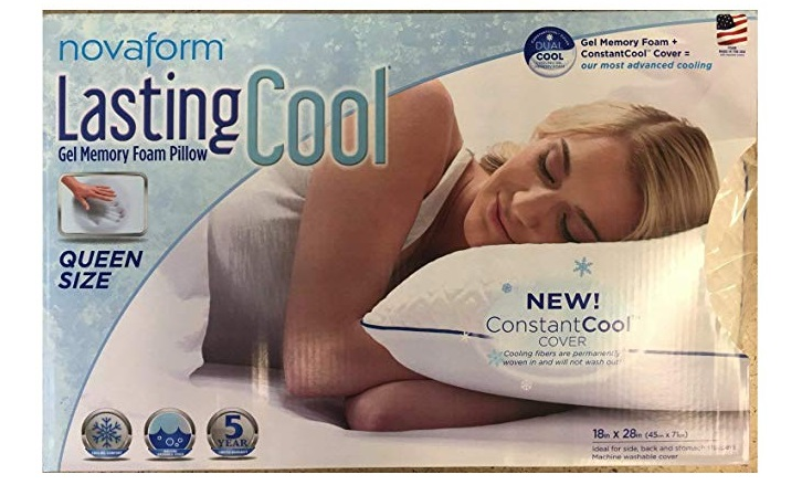 Novaform Pillow Case