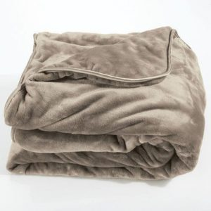BrookStone Weighted Blanket Review