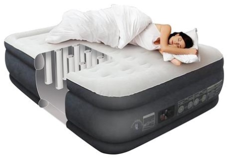 King Koil Luxury Air Bed