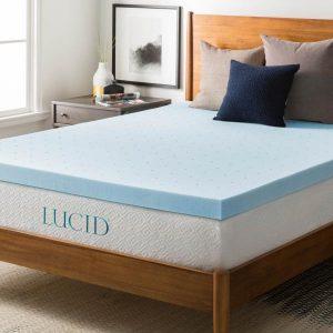 Lucid Mattress Topper Twin XL