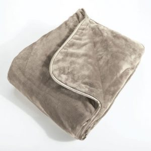 Taupe Weighted Blanket