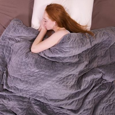 Dr. Hart's Weighted Blanket Review
